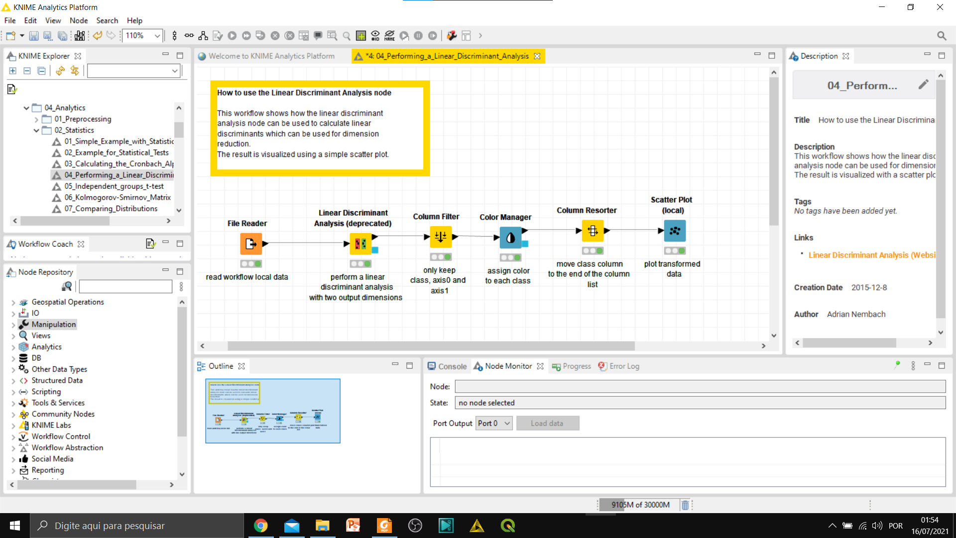 Knime 7